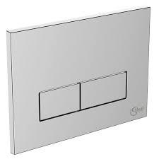 Clapeta actionare rezervor incastrat crom Ideal Standard