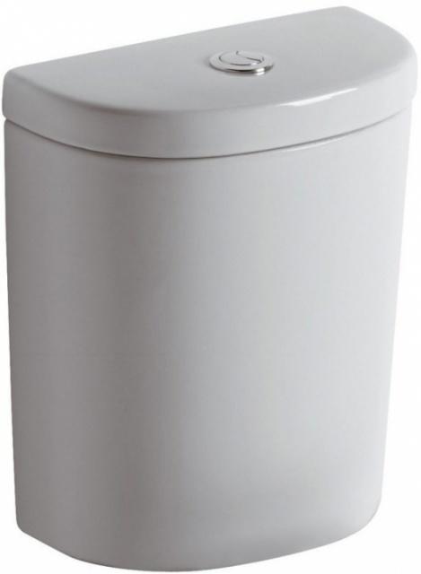 Rezervor WC Ideal Standard Connect Arc 3/6 L cu dubla actionare alimentare inferioara