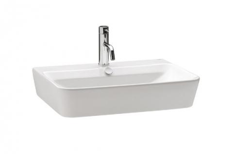 Lavoar Gala Emma Square 60x45 cm,alb