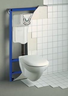 Sistem instalare WC cu rezervor Grohe Rapid SL 1130 mm de la Grohe