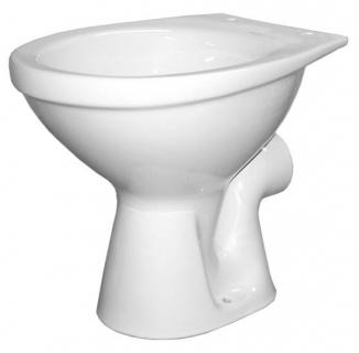 Vas WC cu montaj pe pardoseala Kolo Idol 46x36 cm
