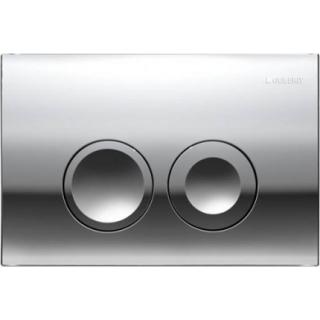 Clapeta actionare Dual-Flush,Geberit Delta 21,pentru rezervor incastrat,crom de la Geberit