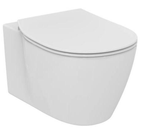 Vas WC suspendat cu fixare ascunsa Ideal Standard Connect,36x54 cm
