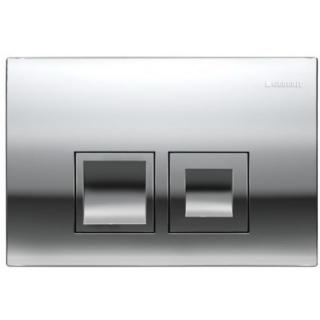 Clapeta actionare rezervor incastrat Dual-Flush,Geberit Delta 50 crom lucios de la Geberit