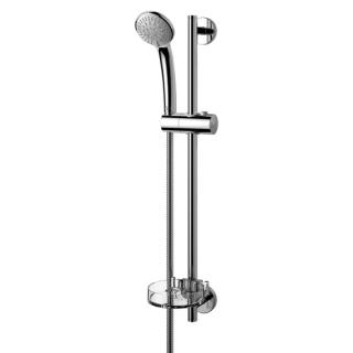 Set dus cu bara de 60 cm,Ideal Standard IdealRain S3,para,furtun si savoniera