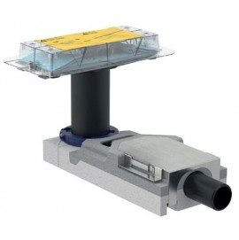 Rigola de pardoseala intre 90-200 mm pentru dus Geberit CleanLine