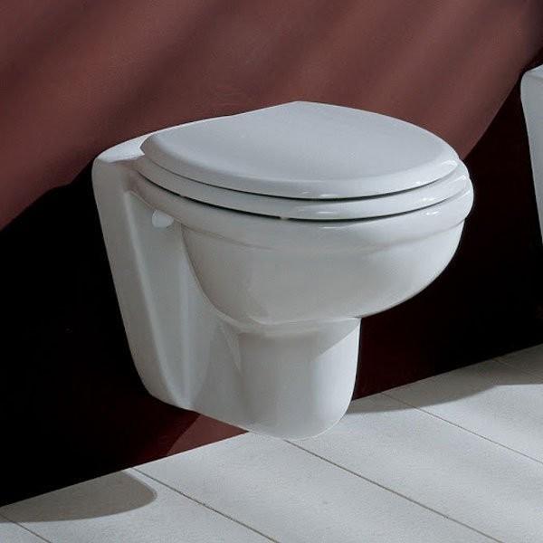 Vas WC suspendat, Rak Ceramics Karla, 55x37 cm