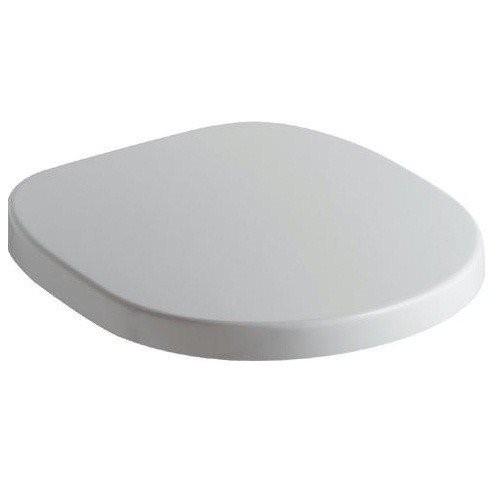 Capac WC Ideal Standard Connect Soft-close Alb