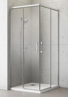 Usa cabina de dus Radaway Idea KDD 110X200,5 cm, sticla transparenta