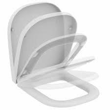 Capac WC Ideal Standard Tesi cu inchidere lenta