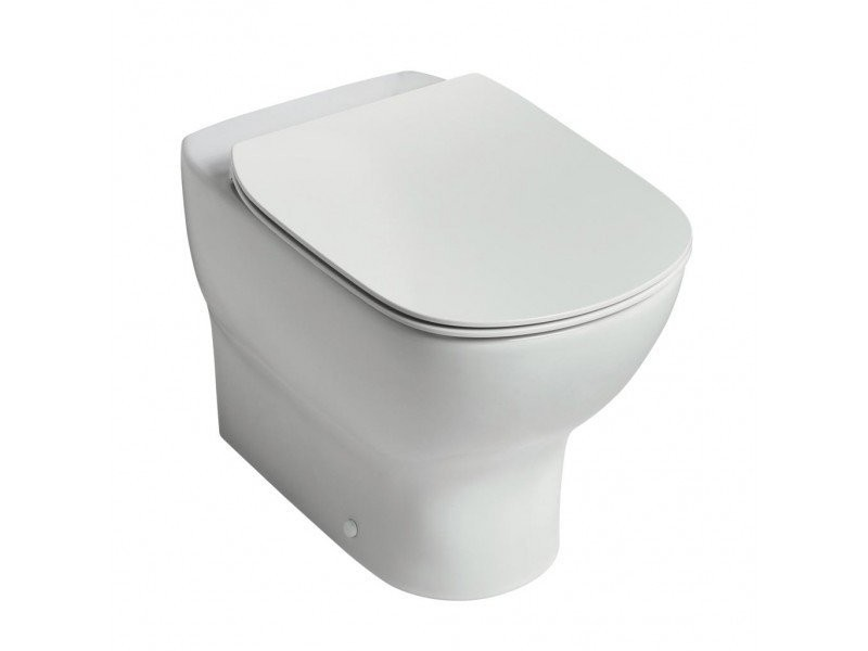 Vas wc Ideal Standard Tesi AquaBlade lipit de perete