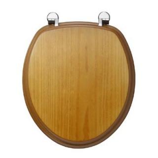 Capac WC Ideal Standard Reflection, culoare pin
