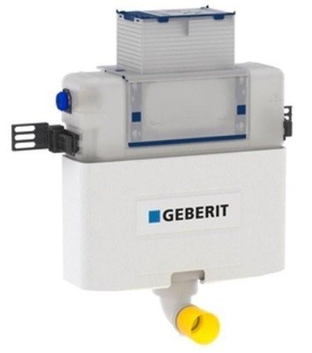 Rezervor ingropat Geberit Omega 12 x H82 cm, cu actionare frontala sau de sus