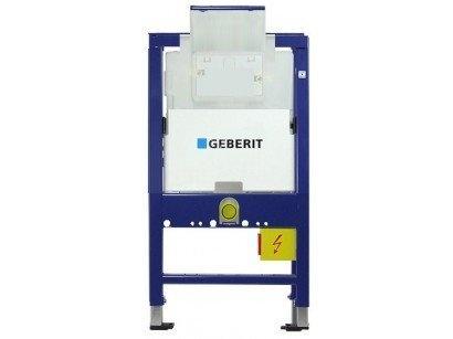 Rezervor ingropat Geberit Duofix Omega de 12 cm grosime si cadru cu actionare frontala sau de sus, H82 cm de la Geberit