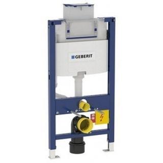 Rezervor incastrat Geberit Duofix Omega 12 cm grosime si cadru cu actionare frontala sau de sus, H98 cm de la Geberit