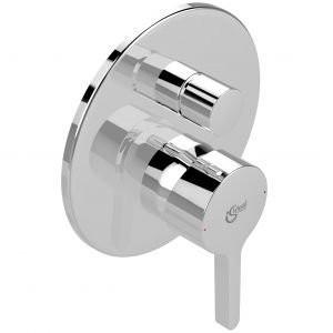 Baterie cada si dus Ideal Standard IdealStyle monocomanda corp si ornament