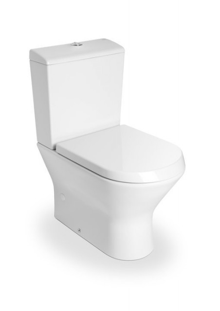 Vas WC Roca Nexo back-to-wall cu dubla evacuare