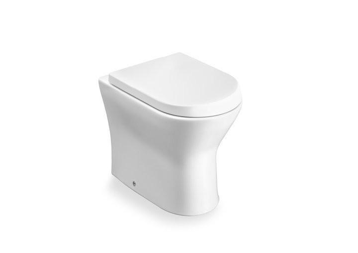 Vas WC pe pardoseala Roca Nexo pentru rezervor ingropat