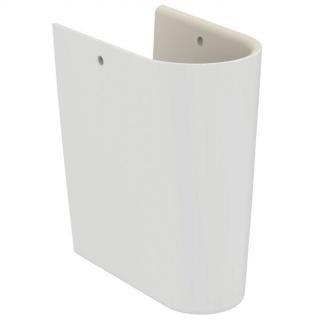 Semipicior pentru lavoar Ideal Standard Connect Air, Cube /Curve imagine