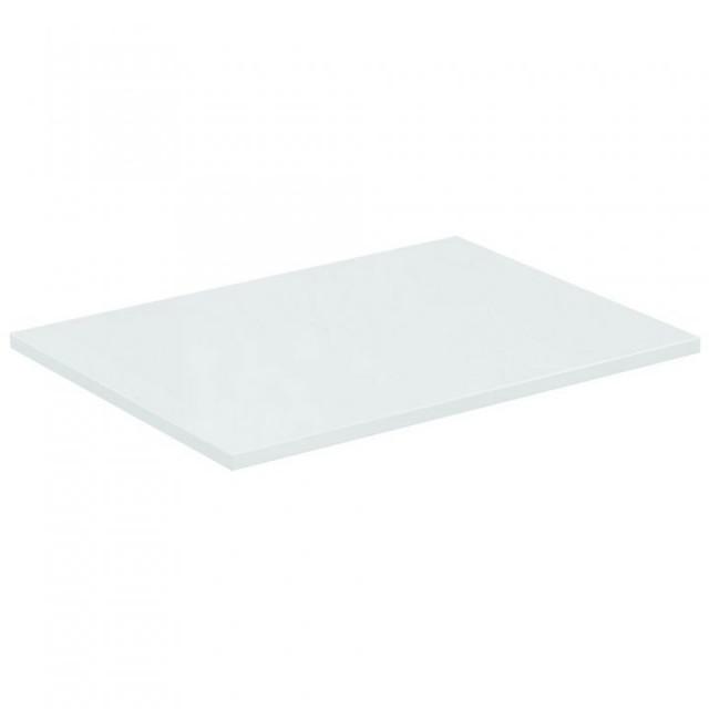 Blat mobilier baie Ideal Standard Air 60,4 x 44,2 x 1,8cm alb lucios