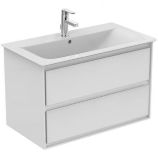 Dulap baza Ideal Standard Connect Air 80 x 44 x H 52 cm, alb de la Ideal Standard
