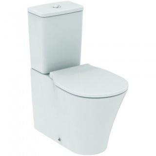 Vas WC Ideal Standard Connect Air AquaBlade back-to-wall, pentru rezervor asezat