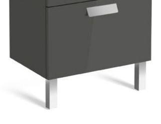 Set 2 picioare mobilier optional, Roca Debba Compact