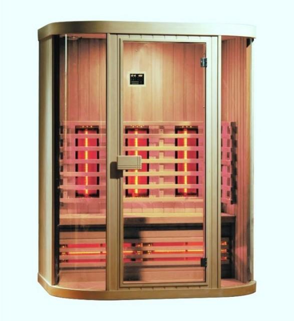 Sauna cu infrarosu Sanotechnik New York 152 x 112 x 195 cm