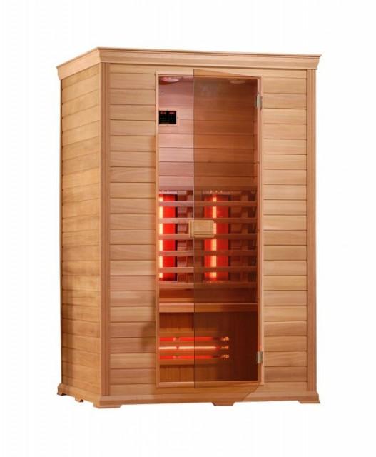 Sauna cu infrarosu Sanotechnik Classico 1, 130 x 100 x 195 cm