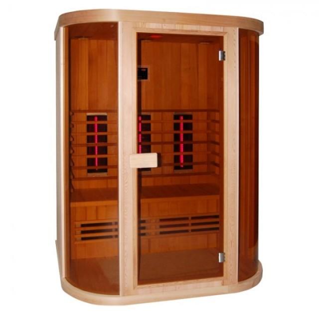 Sauna cu infrarosu Sanotechnik Safir 152 x 112 x 195 cm