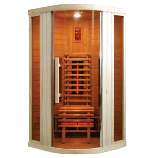 Sauna cu infrarosu Sanotechnik Relax 1, 100 x 100 x 198 cm