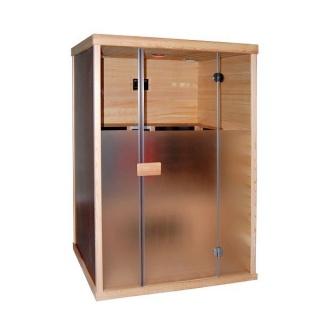 Sauna cu infrarosu Sanotechnik Phonix 130 x 100 x 195 cm
