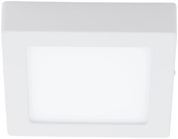 Plafoniera cu LED Eglo Fueva 1, 17 x 17 x 3,5 cm