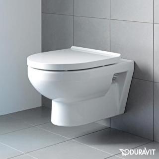 Pachet PROMO Vas WC Duravit Durastyle cu sistem Rimless si capac soft close