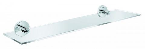 Etajera sticla Grohe Essentials 53 cm