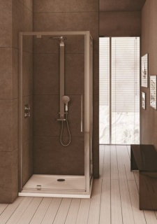 Perete lateral cabina dus Ideal Standard Kubo 90 cm