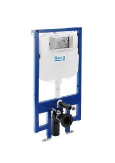 Rezervor wc cu cadru compact Roca Duplo 58x9xH114 cm