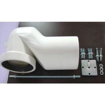 Conector evacuare verticala Ideal Standard pentru Vas WC Connect