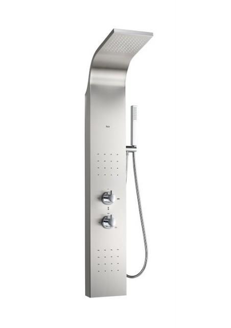 Coloană termostatică cu hidromasaj Roca Essential 2.0
