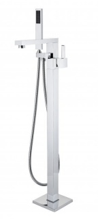 Baterie monocomanda Sanotechnik Gent pentru cada freestanding 95,5 x 31 x 20 cm imagine