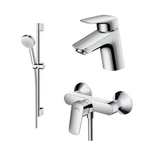 Set baterii 3in1 Hansgrohe Logis NEW