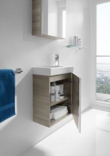 Set mobilier Roca Mini dulap baza 45x25cm