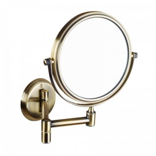 Oglinda cosmetica Bemeta Retro bronz