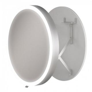 Oglinda extensibila ergonomica Miior cu led cu raza de 60 x 0-24 cm