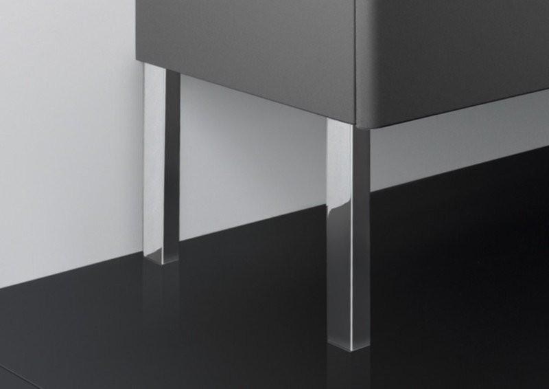 Set 2 picioare pentru mobilier Roca The Gap