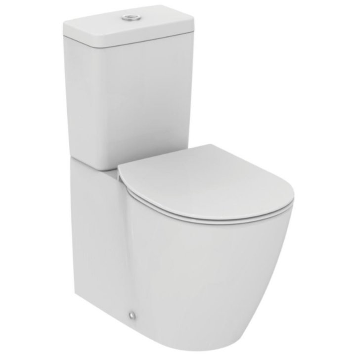 vas wc ideal standard connect aquablade back to wall vase wc obiecte sanitare. Black Bedroom Furniture Sets. Home Design Ideas