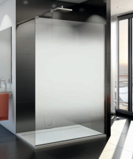 Cabina dus Walk-In SanSwiss Easy Shade, 900 x H2000 mm