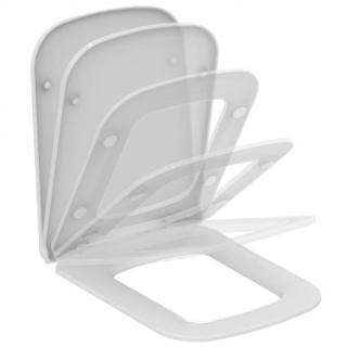 Capac WC slim Ideal Standard Strada Mia cu inchidere lenta