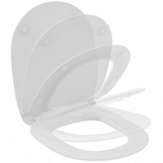 Capac WC Ideal Standard Connect slim cu inchidere soft-close
