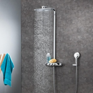 Sistem dus termostatic Grohe Rainshower SmartControl 360